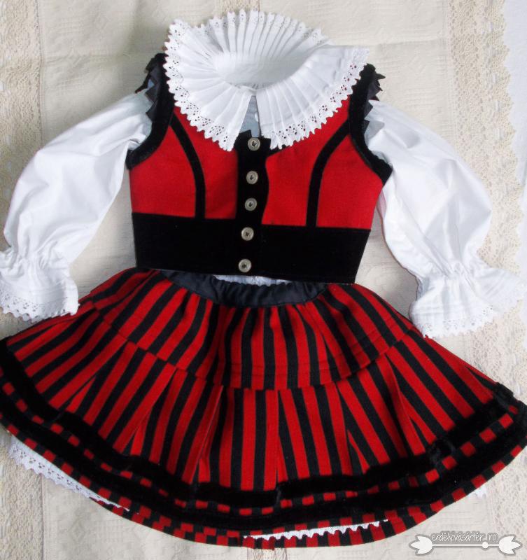 0a8191d3ce Erdélyivásártér - Kislány székely ruha