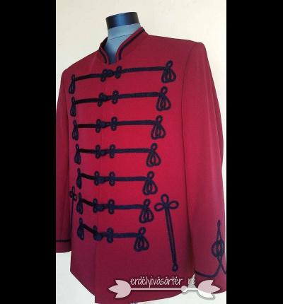 1f2e7e44c2 Piros bocskai kabát
