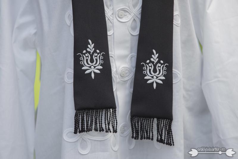 b753e26713 Erdélyivásártér - Bocskai hímzett nyakkendő